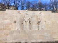 mur des reformateurs